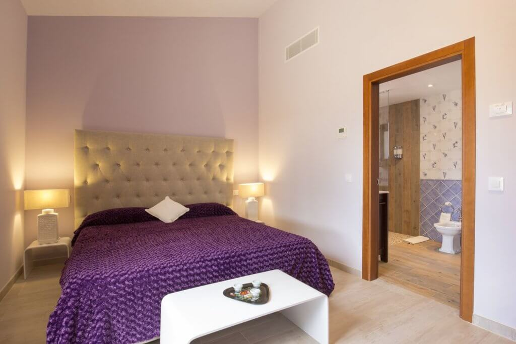 Standard Doppelzimmer mit Dusche/WC