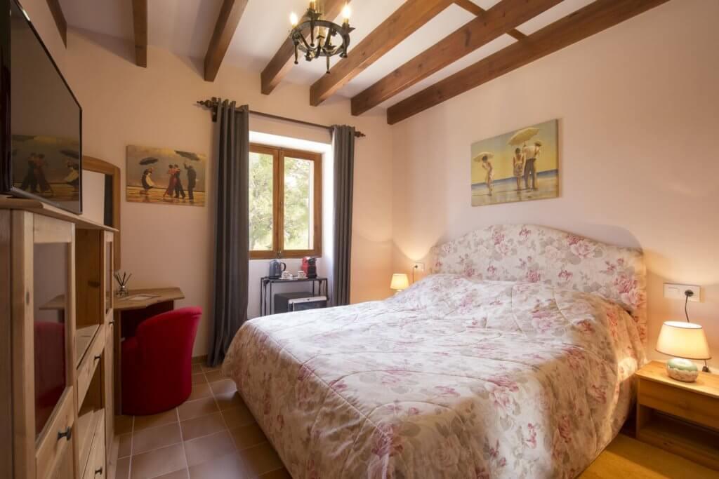 EsPouet Suite: zweite Schlafzimmer