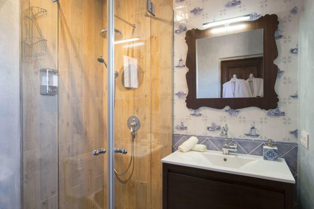 Suite - Das Badezimmer