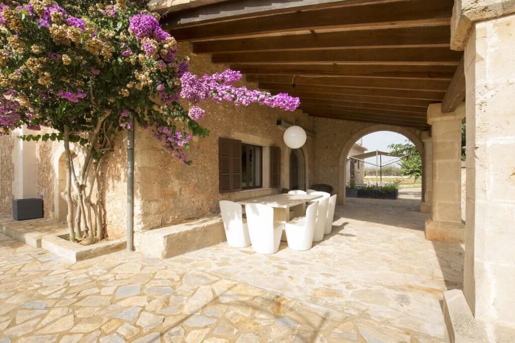EsPouet Landhotel Terrace